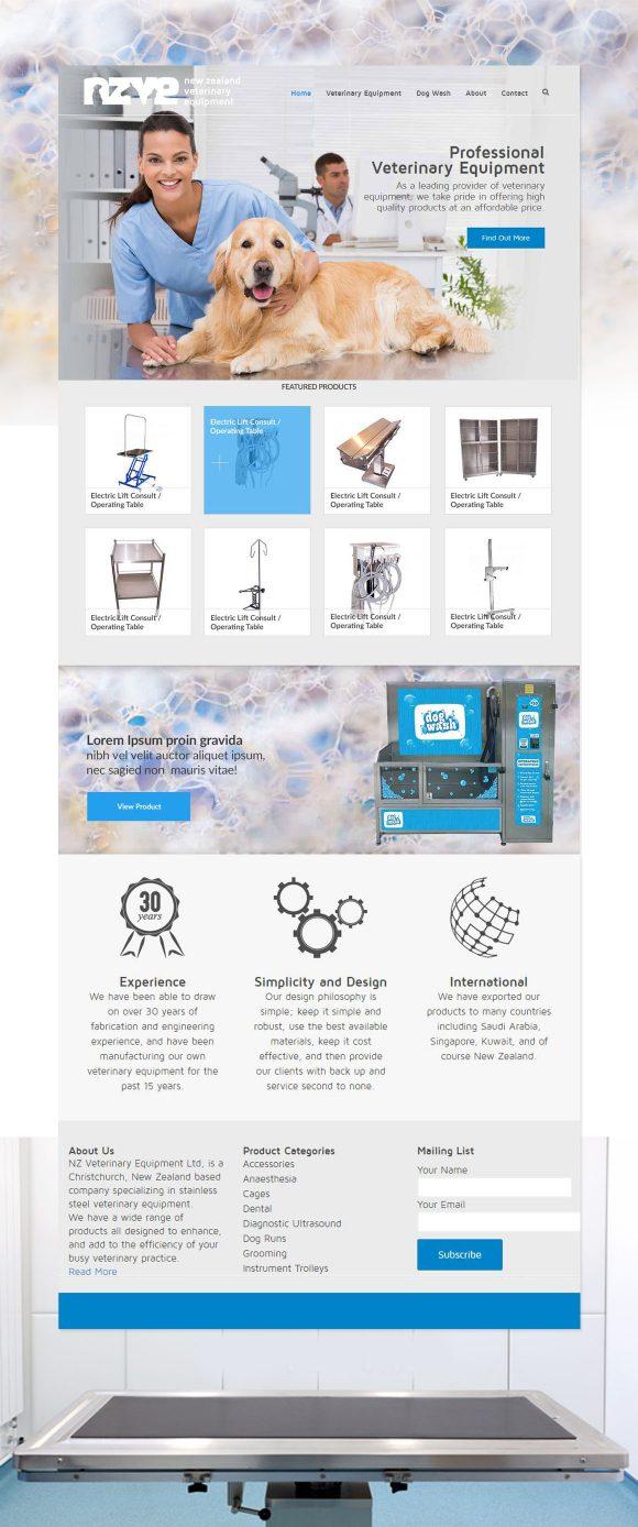 Création du site web par Pauline Laurent